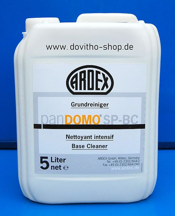(EUR 39,80 / L), Ardex Pandomo® SP-BC Grundreiniger in 5 Liter